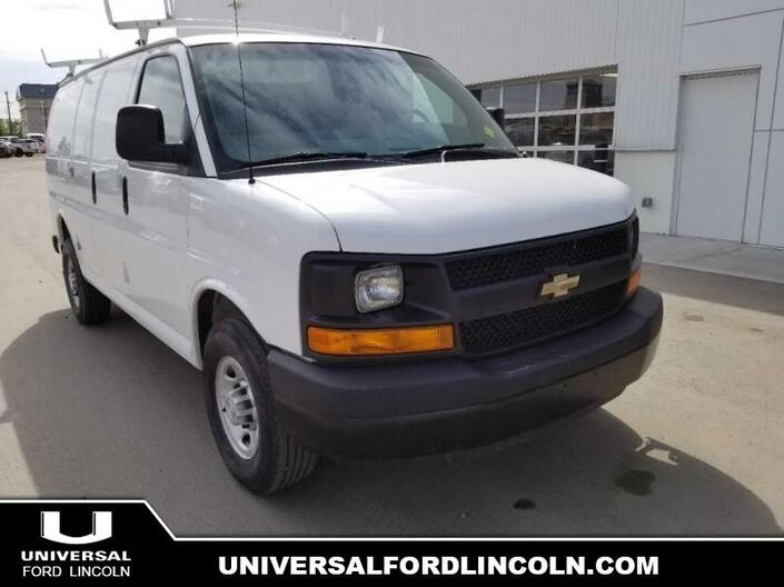 2015 Chevrolet Express Cargo Van **$6500 in upfitting** Calgary AB