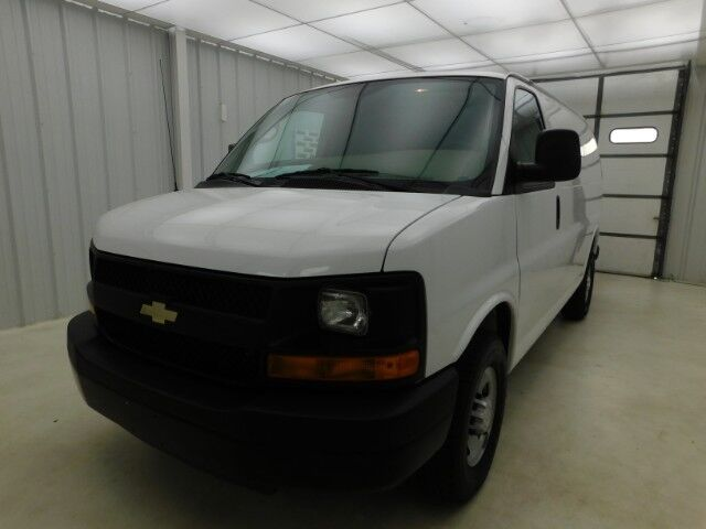 2015 Chevrolet Express Cargo Van RWD 2500 135 Manhattan KS