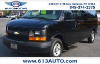 Chevrolet Express LS 3500 Extended 2015