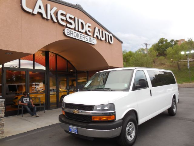 2015 Chevrolet Express LT 3500 Extended Colorado Springs CO