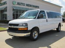 2015_Chevrolet_Express_LT 3500 Extended*15 PASSENGER,REAR CLIMATE CONTROL,MULTI-ZONE A/C._ Plano TX