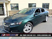 2015_Chevrolet_Impala_2LT_ Fredricksburg VA