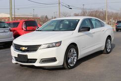 2015_Chevrolet_Impala_LS_ Fort Wayne Auburn and Kendallville IN