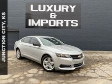 2015_Chevrolet_Impala_LS_ Leavenworth KS