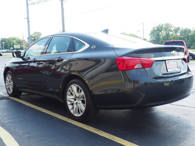 2015 Chevrolet Impala LS Middletown OH