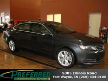 2015_Chevrolet_Impala_LT_ Fort Wayne Auburn and Kendallville IN