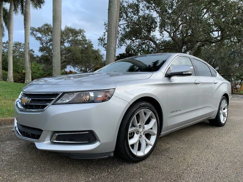 2015 Chevrolet Impala LT Hollywood FL