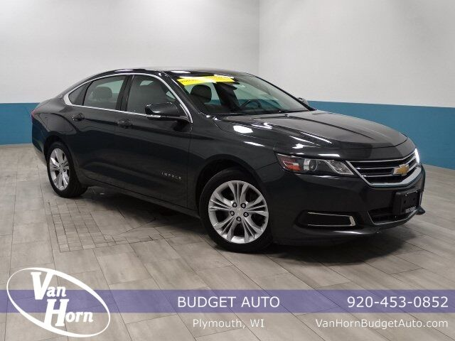 2015 Chevrolet Impala LT Plymouth WI