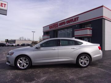 2015_Chevrolet_Impala_LT_ Richmond KY