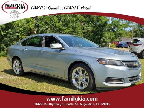 2015_Chevrolet_Impala_LT_ St. Augustine FL