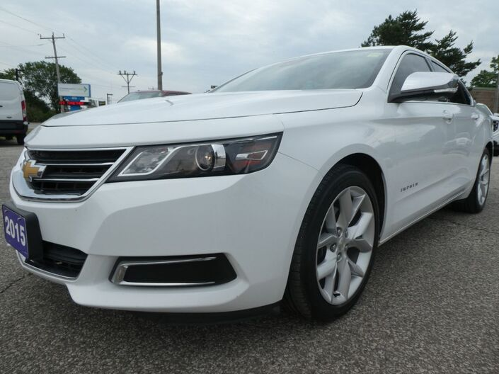 2015 Chevrolet Impala LT Sunroof Heated Seats Remote Start Essex ON