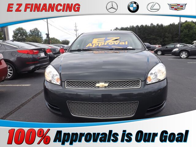2015 Chevrolet Impala Limited LS FLEET Morrow GA