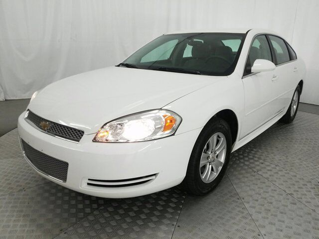 2015 Chevrolet Impala Limited LS Spartanburg SC