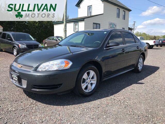 2015 Chevrolet Impala Limited LS Woodbine NJ