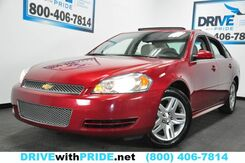 2015_Chevrolet_Impala Limited_LT 47K POWER SUNROOF HOMELINK ONSTAR CRUISE CTRL_ Houston TX