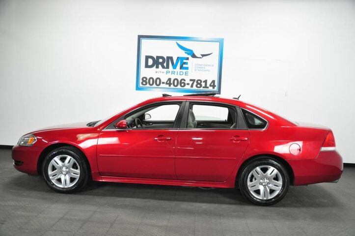 2015 Chevrolet Impala Limited LT 47K POWER SUNROOF HOMELINK ONSTAR CRUISE CTRL Houston TX