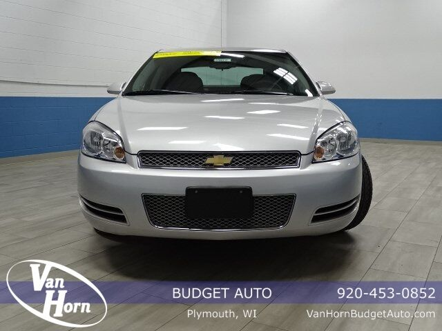 2015 Chevrolet Impala Limited LT Plymouth WI