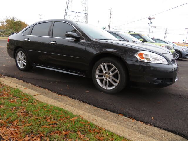 2015 Chevrolet Impala Limited LTZ Fleet Memphis TN