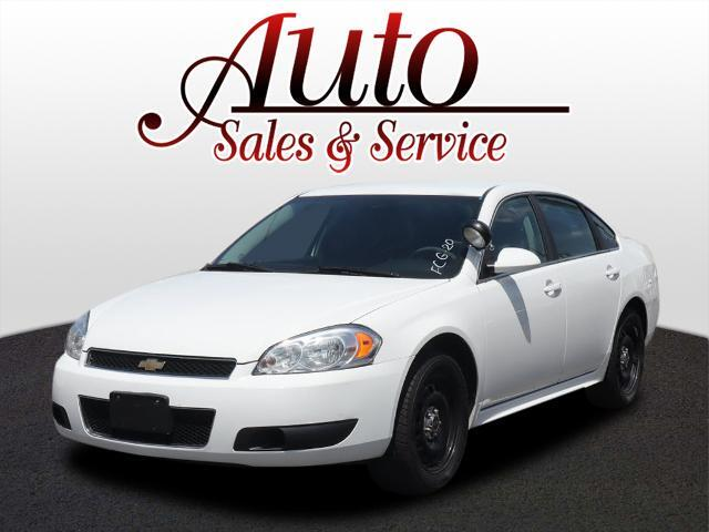 2015 Chevrolet Impala Limited Police Cruiser Indianapolis IN