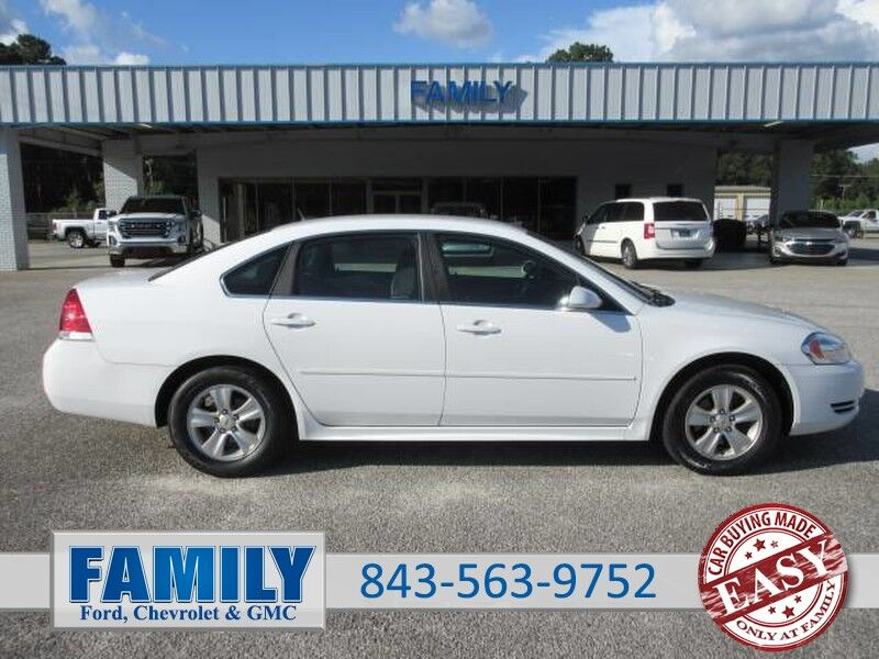2015 Chevrolet Impala Limited (fleet-only) 4dr Sdn LS Fleet Saint George SC