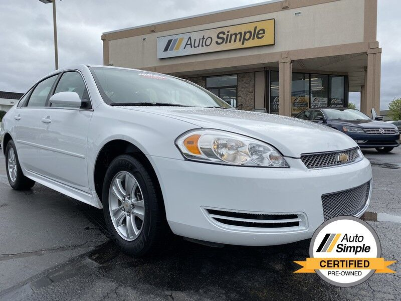 2015 Chevrolet Impala Limited (fleet-only) LS Chattanooga TN