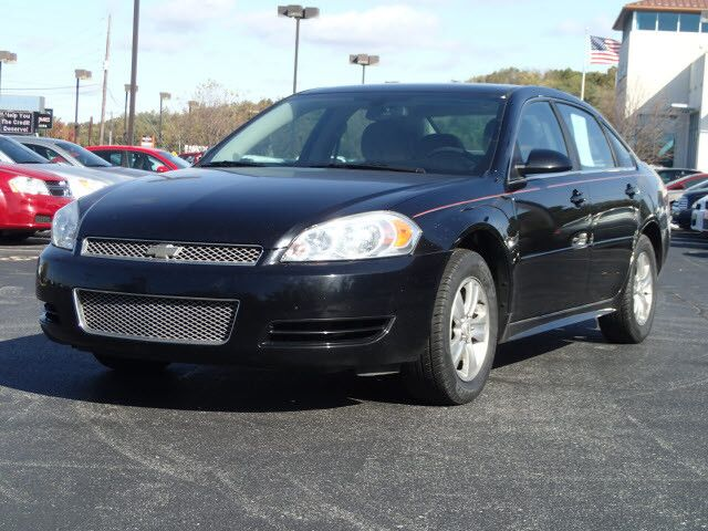 2015 Chevrolet Impala Limited (fleet-only) LS Fairview Heights IL
