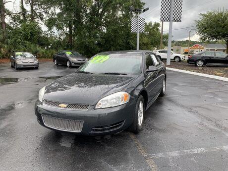 2015 Chevrolet Impala Limited (fleet-only) LS Gainesville FL