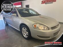 2015_Chevrolet_Impala Limited (fleet-only)_LT_ Birmingham AL