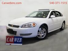 Chevrolet Impala Limited (fleet-only) LT 2015