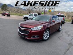 2015_Chevrolet_Malibu_1LTZ_ Colorado Springs CO