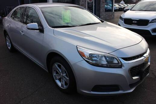 2015 Chevrolet Malibu LS Fleet 4dr Sedan Chesterfield MI