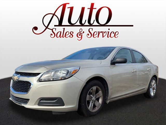 2015 Chevrolet Malibu LS Indianapolis IN