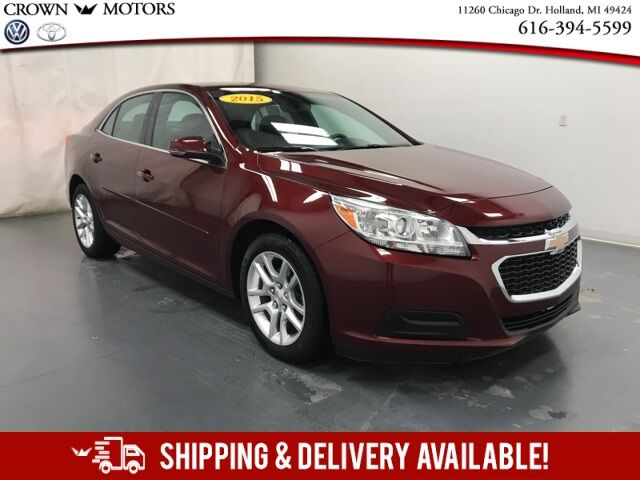 2015 Chevrolet Malibu LT 1LT Holland MI