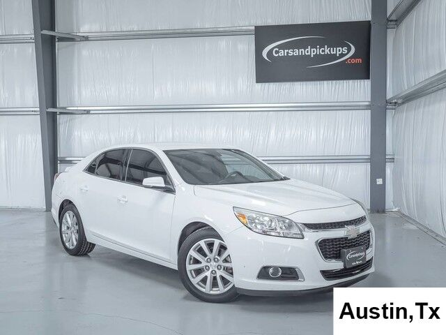 2015 Chevrolet Malibu LT Dallas TX
