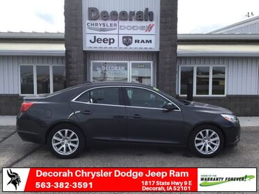 2015_Chevrolet_Malibu_LT_ Decorah IA