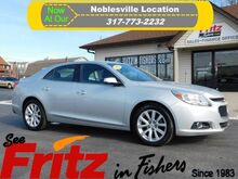 2015_Chevrolet_Malibu_LT_ Fishers IN