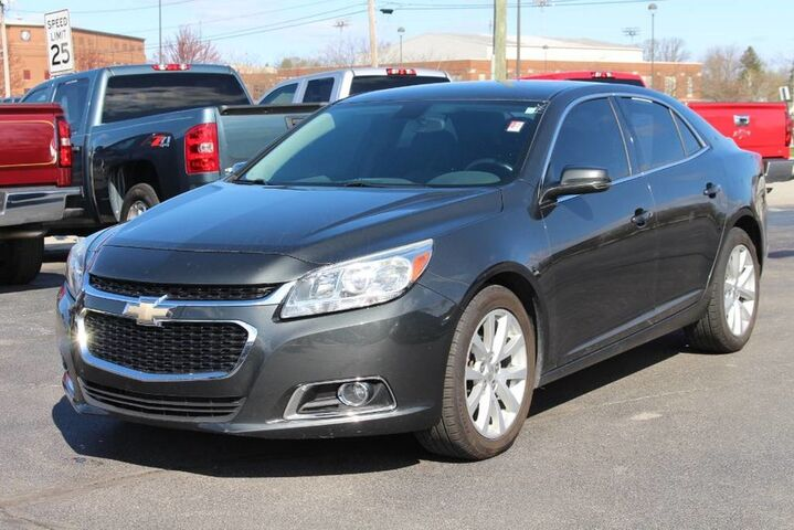 2015 Chevrolet Malibu LT Fort Wayne Auburn and Kendallville IN