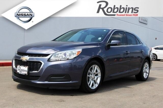 2015 Chevrolet Malibu LT Houston TX