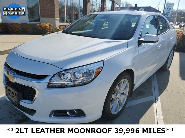 2015 Chevrolet Malibu LT Mayfield Village OH