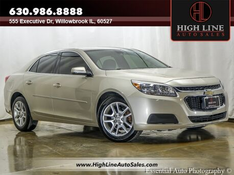 2015_Chevrolet_Malibu_LT_ Willowbrook IL