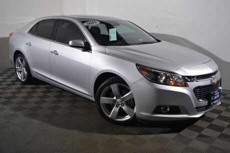 2015 Chevrolet Malibu LTZ 2LZ Seattle WA