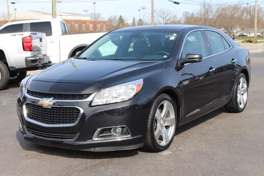 2015 Chevrolet Malibu LTZ Fort Wayne Auburn and Kendallville IN