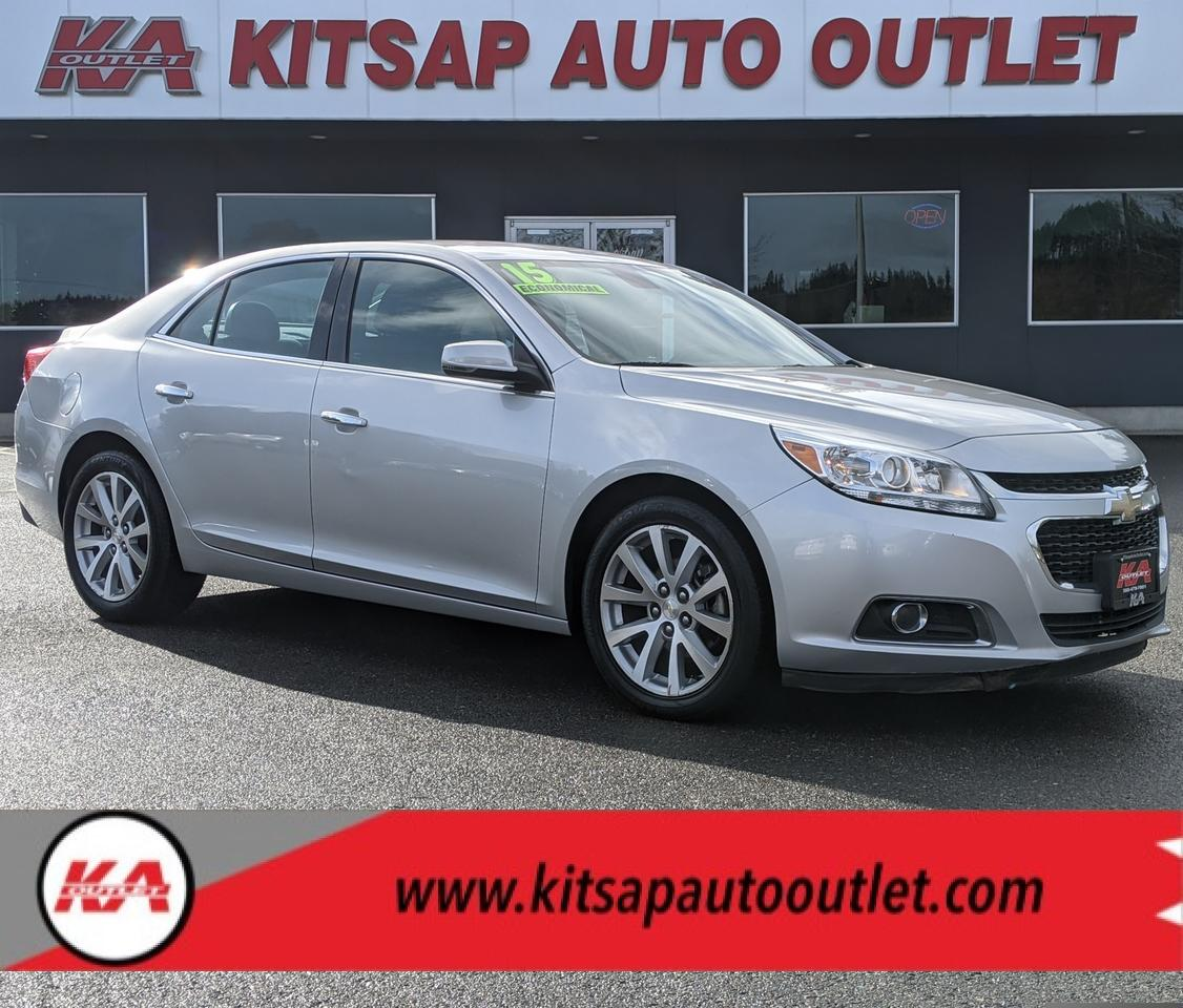 2015 Chevrolet Malibu LTZ Sedan 4D Port Orchard WA