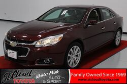 2015_Chevrolet_Malibu_LTZ_ St. Cloud MN