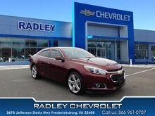 2015_Chevrolet_Malibu_LTZ_ Northern VA DC