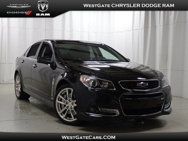 2015 Chevrolet SS 4DR SDN Raleigh NC