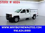 2015 Chevrolet Silverado 1500 ~ Double Cab ~ Only 23K Miles!