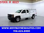 2015 Chevrolet Silverado 1500 ~ Double Cab ~ Only 27K Miles!