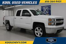 2015 Chevrolet Silverado 1500 4WD Double Cab 143.5 LS Grand Rapids MI