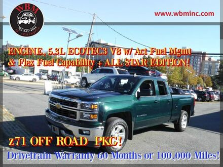 2015_Chevrolet_Silverado 1500_4x4 Double Cab LTZ w/ Z71_ Arlington VA